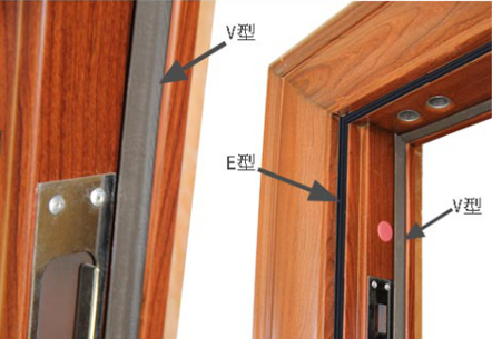 Door & Window Seal(cladding seal) application