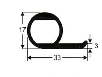 Rubber Bulb P Seal